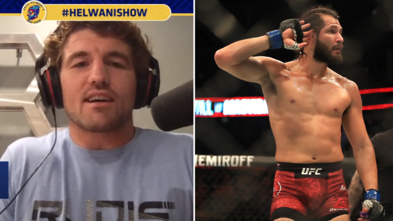 Ben Askren's Latest Comments On Jorge Masvidal Are His Most Arrogant And Vain Yet
