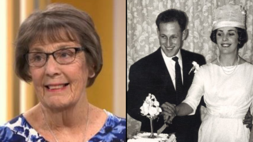 'Gogglebox's June Bernicoff Says She 'Can't Remember Life' Before Leon