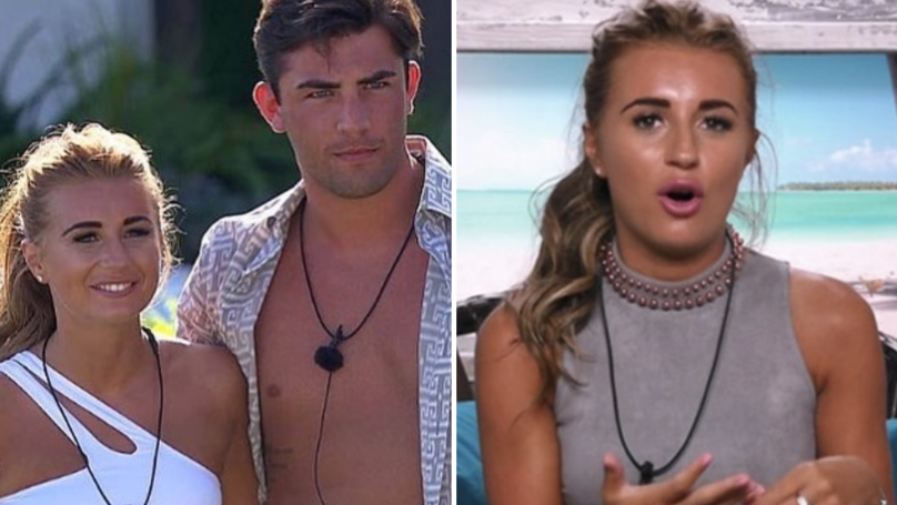 love island 2018 fans convinced jack fincham and dani dyer 39 already know each other 39 pretty 52. Black Bedroom Furniture Sets. Home Design Ideas