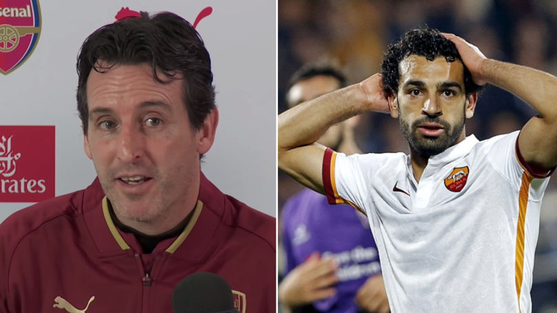 Why Unai Emery Rejected The Chance To Sign Mohamed Salah At PSG