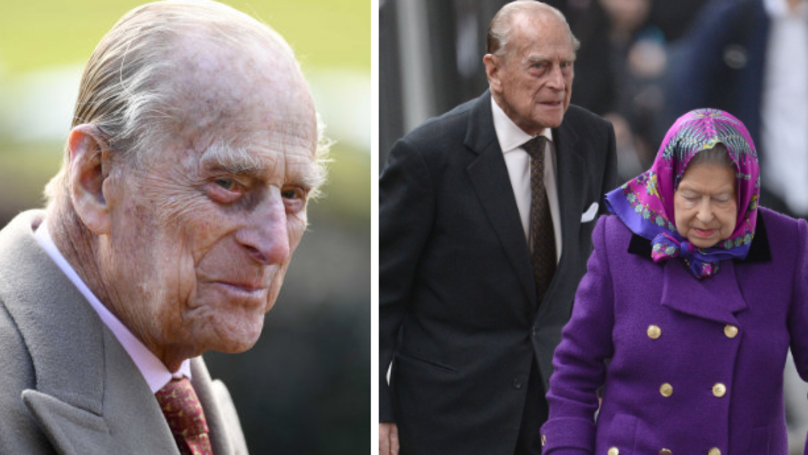 BREAKING: Prince Philip Admitted To Hospital For Hip Surgery