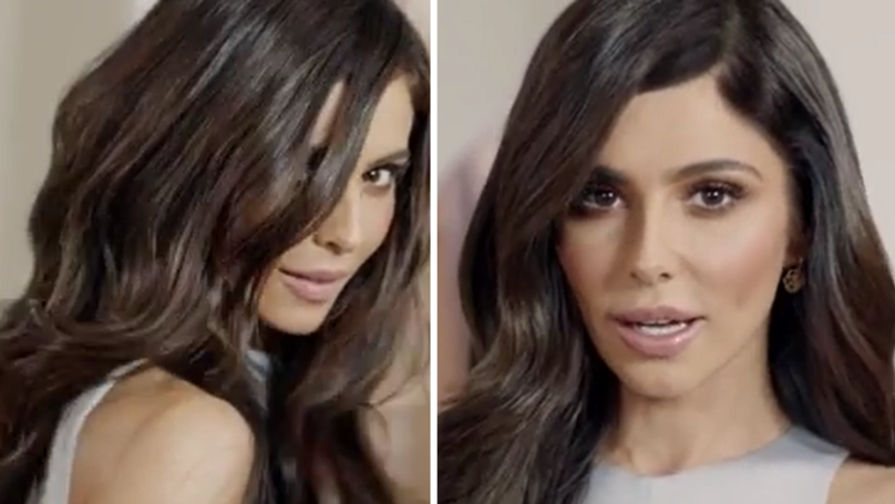 Watch Fans Lash Out At Cheryls New Hair Campaign Advert Pretty 52