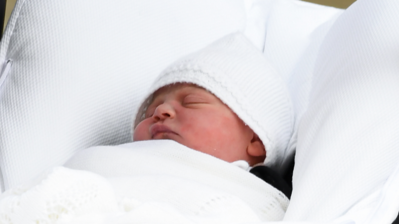 ​First Official Photos Of Prince Louis Have Been Released