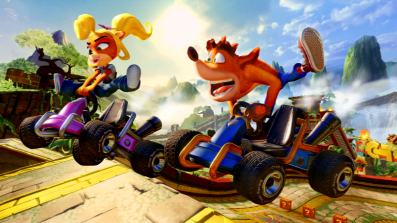 Crash Team Racing: Nitro-Fueled Is Here And People Are Loving It