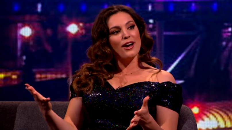 Kelly Brook Squeezes In A Few Innuendos During Interview About Gardening