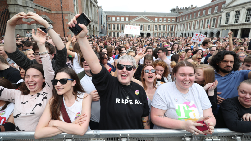 ​Ireland Votes In Favour Of Overturning Abortion Ban