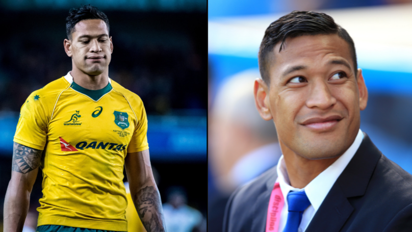 Rugby Australia Has Officially Terminated Israel Folau's Contract