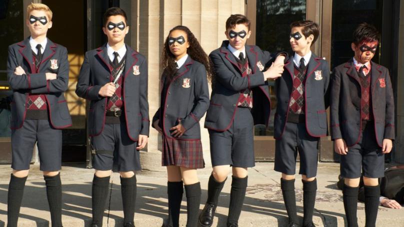 Umbrella Academy Cast Tease Season Two With Behind-The-Scenes Script Read Footage