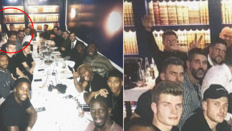 Crystal Palace Goalkeeper Wayne Hennessey Denies Making 'Nazi Salute' On Team Night Out