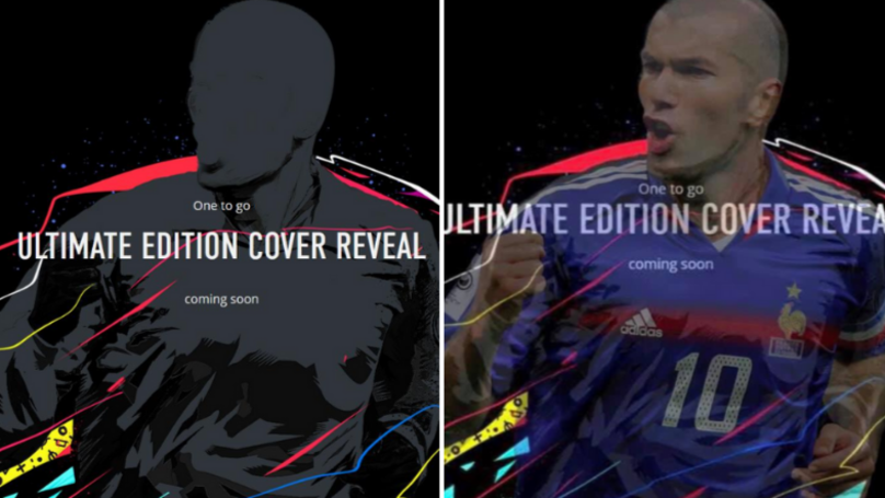 People Think Zinedine Zidane Will Be FIFA 20's Final Cover Star
