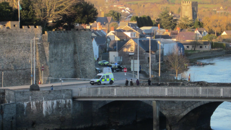 Two-Year-Old Girl Tragically Dies After 'Stolen' Car Plunges Into River