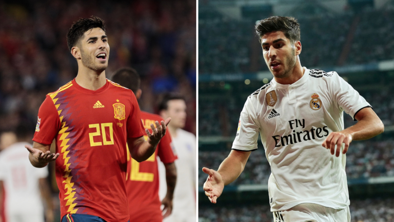 Real Madrid To Allow Marco Asensio To Leave In January For The Right Price
