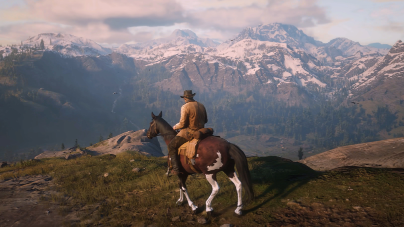 ​The Official Launch Trailer For Red Dead Redemption 2 Has Dropped
