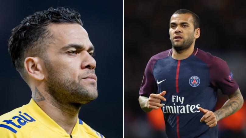Dani Alves Could Be Set For One Final Career Move After Leaving Paris Saint-Germain
