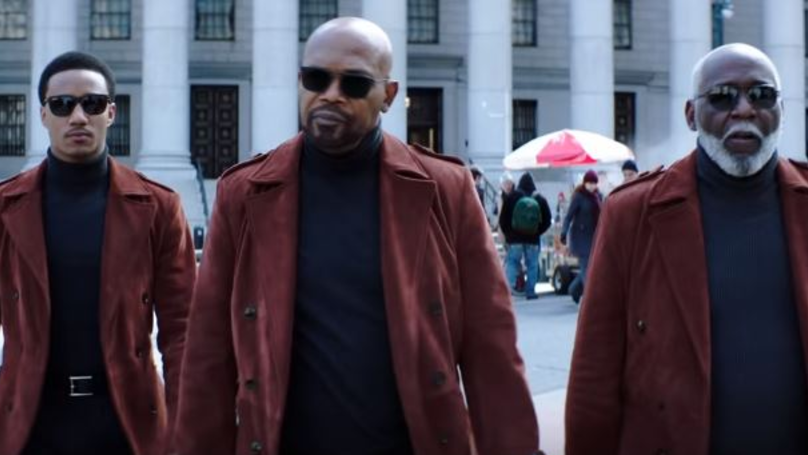 The Official Trailer For Shaft Has Been Released
