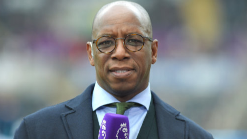 Ian Wright Is Taking Some Serious Grief For His Arsenal ...