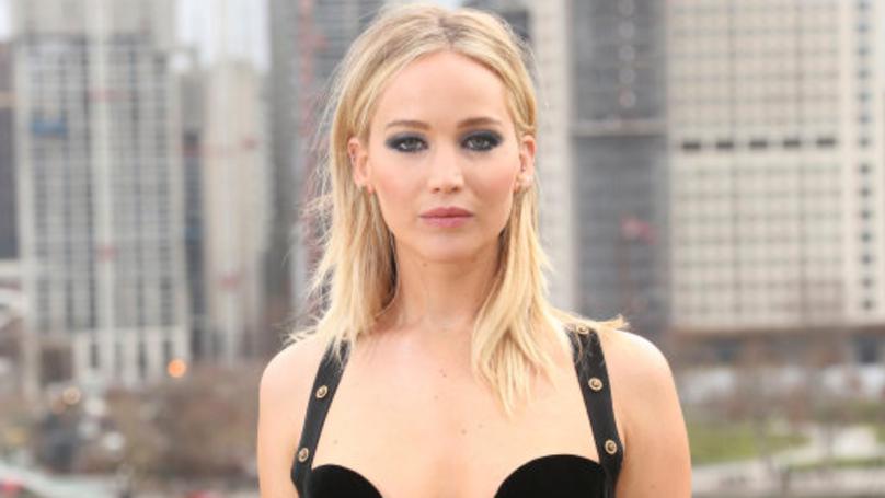 Jennifer Lawrence Speaks Out After 'Revealing Dress' Debate