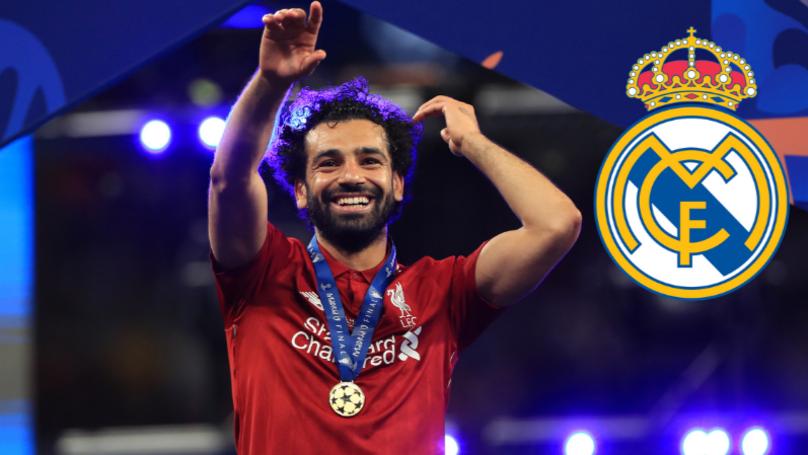 Mohamed Salah's Post Final Comment 'Reignites' Real Madrid Interest