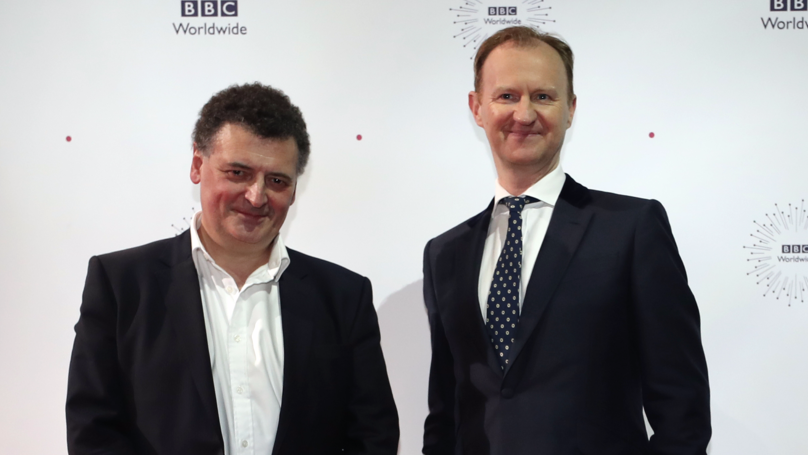 'Sherlock' Writers Mark Gatiss and Steven Moffat Are Making A New Version Of Dracula