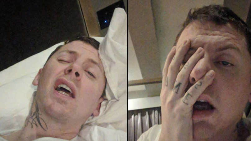 Professor Green Reveals He Struggles To Cope With Christmas After Losing Family Member