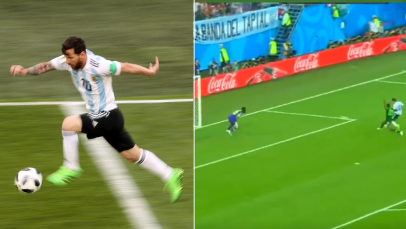 Leo Messi Finally Scores At The 2018 World Cup, It Was A Beauty