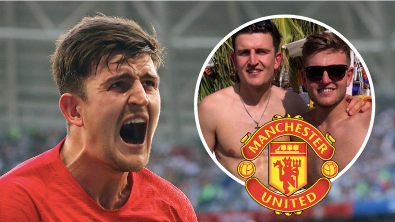 Harry Maguire Drops Biggest Hint Yet That He Will Join Manchester United