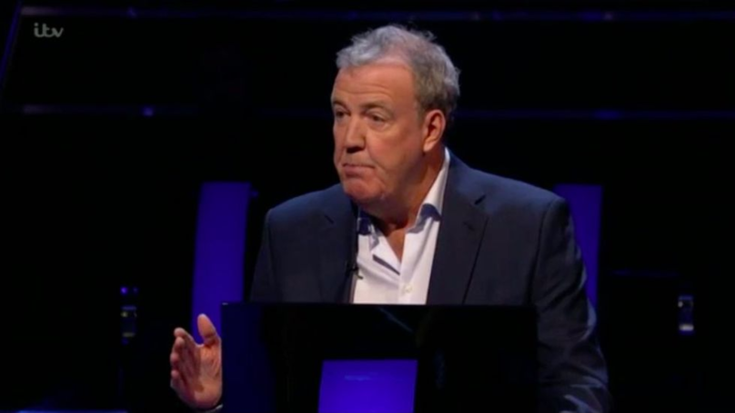 ​Jeremy Clarkson Savagely Trolls Piers Morgan On Who Wants To Be A Millionaire