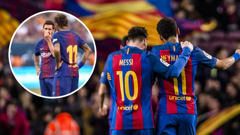 Lionel Messi Reportedly Won't Sign New Barcelona Deal Until Neymar Return Is Complete