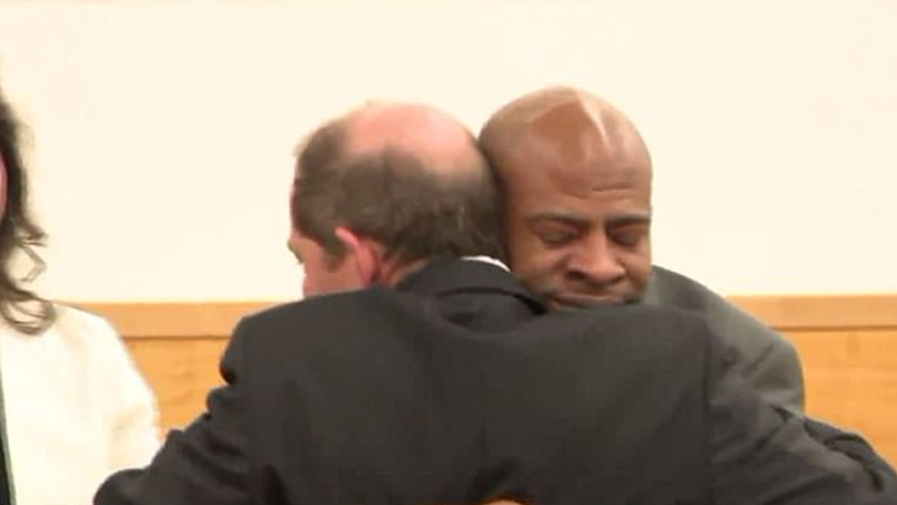 Man Breaks Down In Court After He Is Exonerated Of Murder After 27 Years