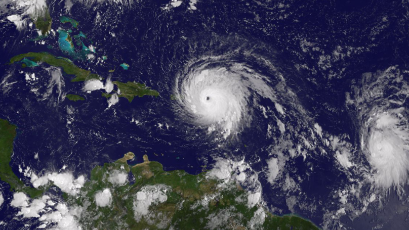 There Are Three Hurricanes In The Atlantic Region Right Now