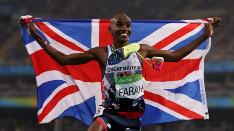 No One Noticed That The British Flag At The Rio Olympics Was Wrong