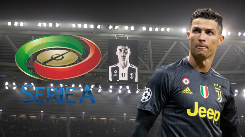 Serie A Top Scorer Cristiano Ronaldo Left Out Of The League's Best XI