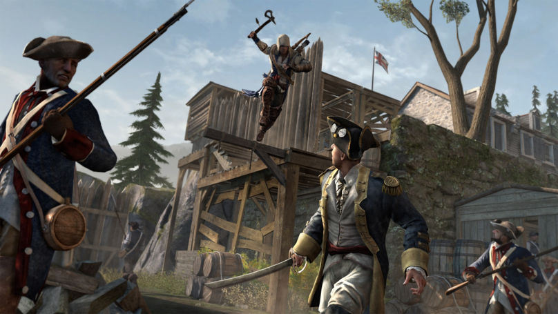 Assassin's Creed Odyssey DLC Includes Assassin's Creed III Remastered