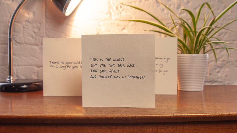 Miscarriage Charity Launches Cards To Recognise Pregnancy Loss