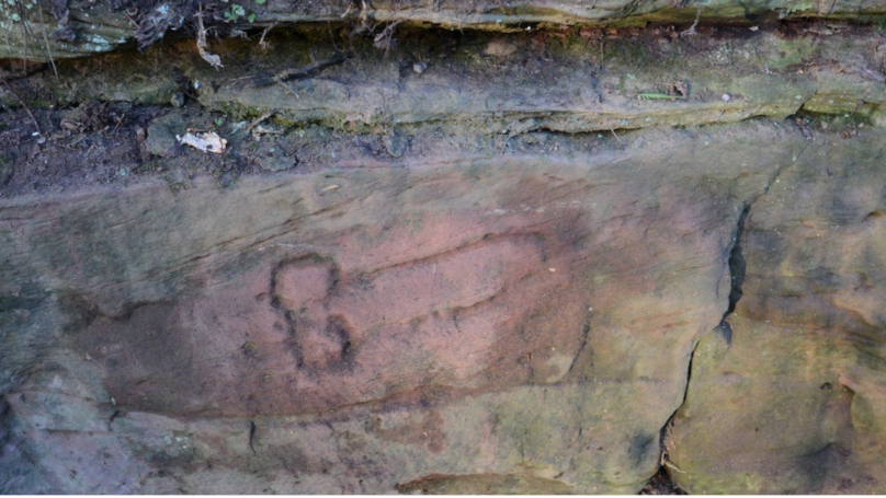Archaeologists Find 1,800-Year-Old Wall Carving Of A Penis