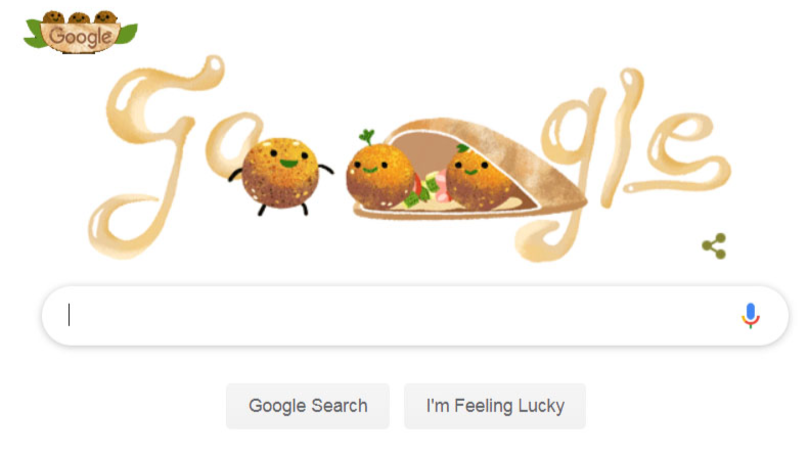Google Falafel Doodle Has Totally Confused The Internet