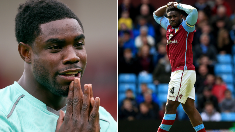 Micah Richards Hasn't Played For Aston Villa For 807 Days