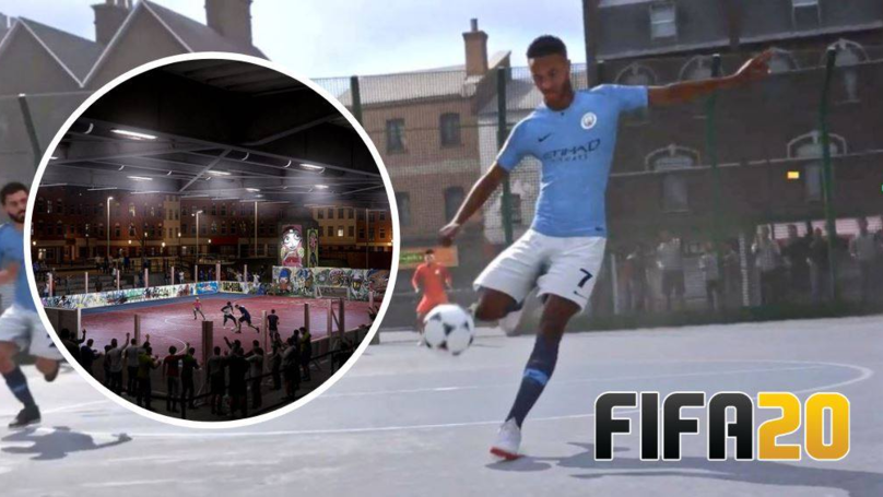 FIFA Street-Esque Mode Volta Debuts In First Trailer For FIFA 20