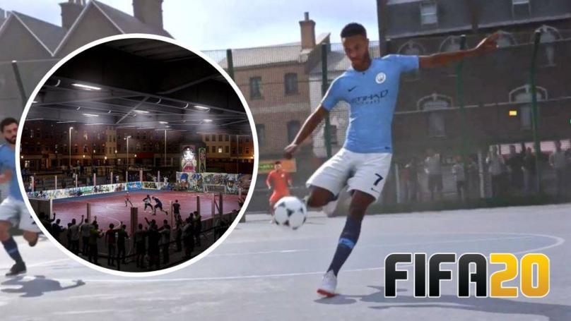 FIFA Street-Esque Mode Volta Debuts In First Trailer For FIFA 20