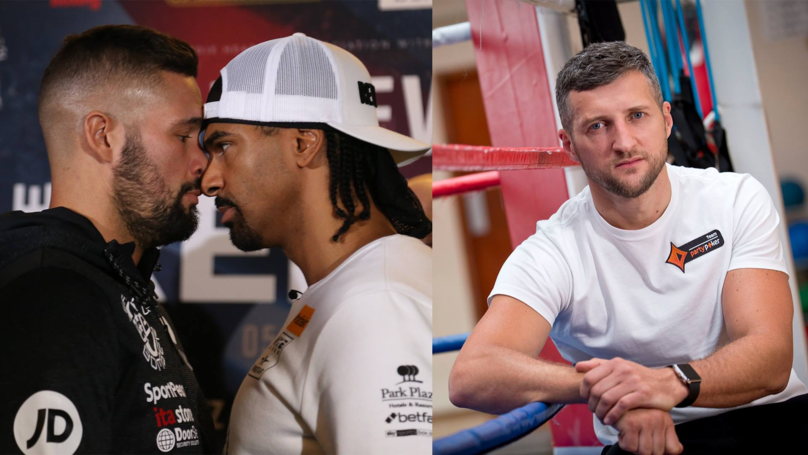 Carl Froch On The Bellew/Haye Rematch, Wilder's $50M Offer To AJ & Taking On Eddie Hearn At Poker
