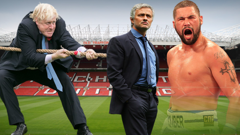 Things More Likely To Happen Than Manchester United Winning The Premier League