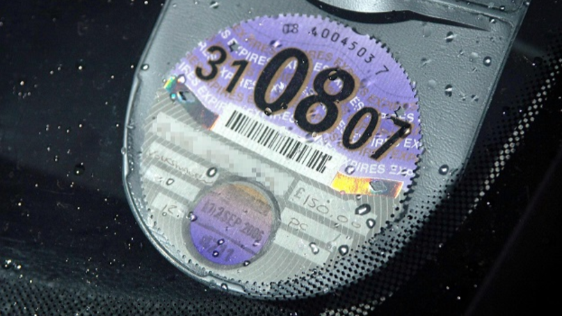 ​Your Old Car Tax Disc Might Be Worth Hundreds Of Pounds