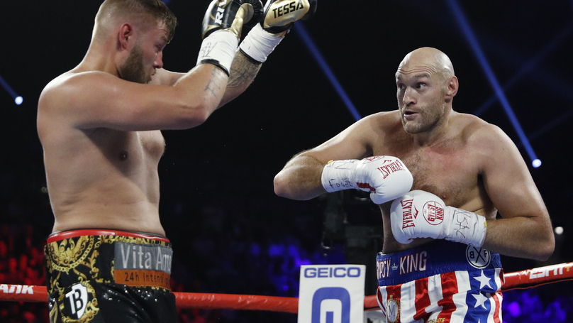 Tyson Fury next fight: Deontay Wilder lined up for rematch in 2020