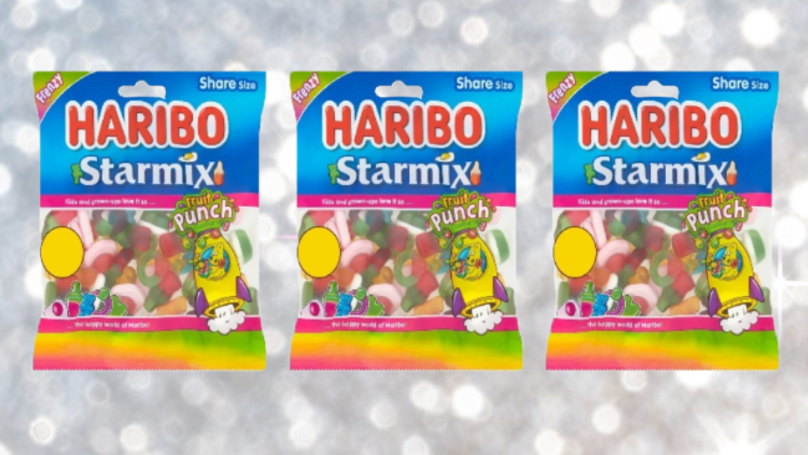 Haribo Has Released A New Yummy Fruit Punch Frenzy Flavour