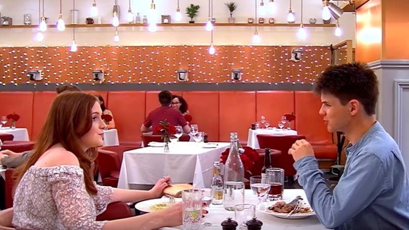 Guy's First Date Gets Seriously Awkward After Asking One Question
