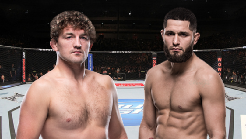 Ben Askren Is Set To Fight Jorge Masvidal At The Stacked UFC 239
