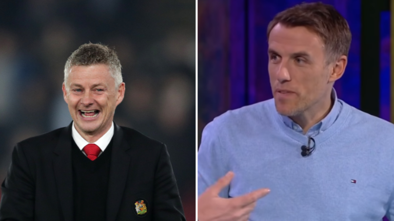 Phil Neville Picks His Manchester United XI For Next Season