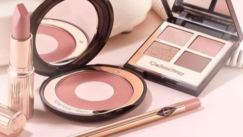Charlotte Tilbury's Pillow Talk Collection With 25,000 Person Waiting List Is Back In Stock