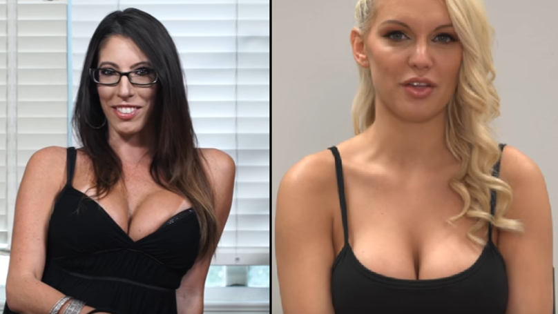 Pornstars Reveal The Funniest Porn Movie Titles They've Worked On