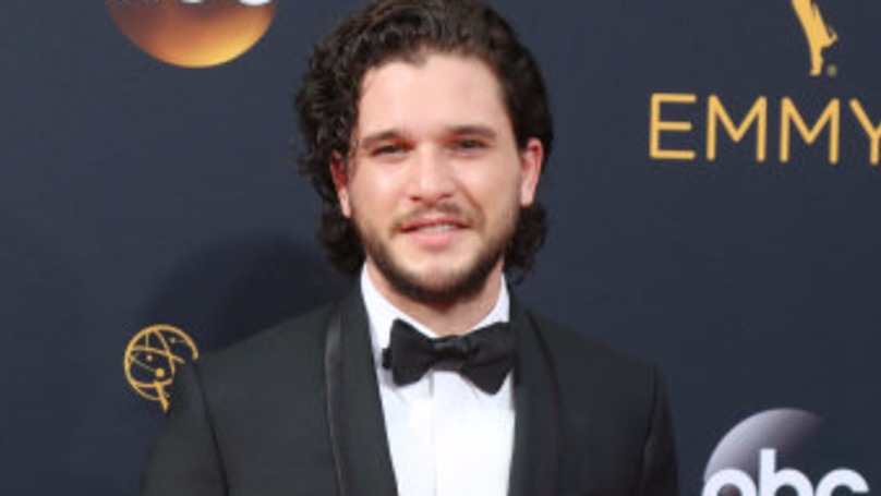 'Game Of Thrones' Actor Kit Harington Looks Scarily Like A Young George R.R. Martin